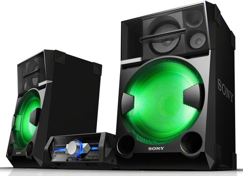 Đánh giá dàn âm thanh mini Hi-Fi Sony SHAKE-88D, làm chủ bữa tiệc âm thanh (P1)