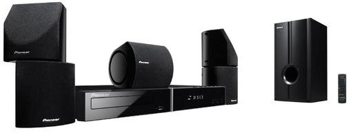 Đánh giá dàn âm thanh Pioneer HTZ180 - 5.1 kênh – mang cả rạp hát đến gia đình bạn