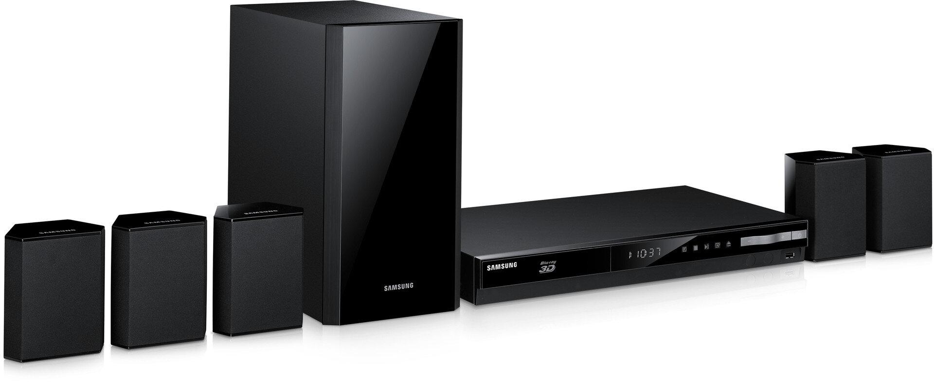 Đánh giá dàn âm thanh Samsung HT-F4500 – 5.1 kênh, trải nghiệm công nghệ chất lượng cao