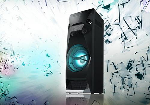 Đánh giá dàn âm thanh Sony MHC-V4D, trải nghiệm âm trầm tuyệt đỉnh