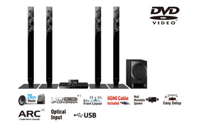Đánh giá dàn âm thanh Panasonic SC-BT735, giải trí đỉnh cao ngay tại nhà