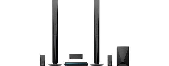 Đánh giá dàn âm thanh BDV-E4100: nâng tầm không gian giải trí