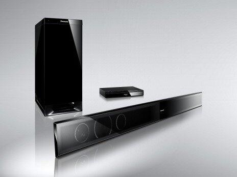Đánh giá dàn âm thanh Panasonic SC-HTB550GSK - 2.1 (P1),thiết kế và chế độ điều chỉnh