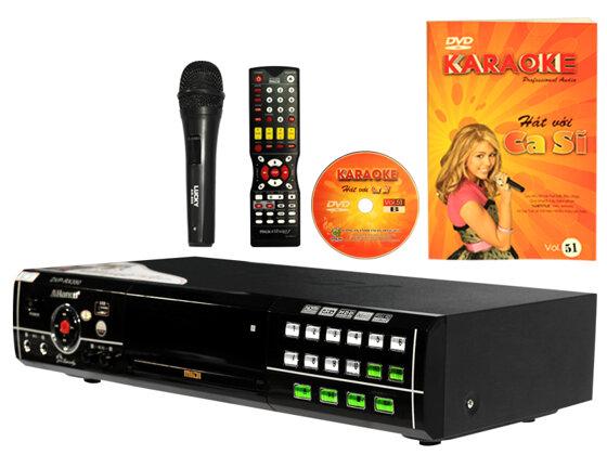 Đánh giá đầu đĩa karaoke Hanco