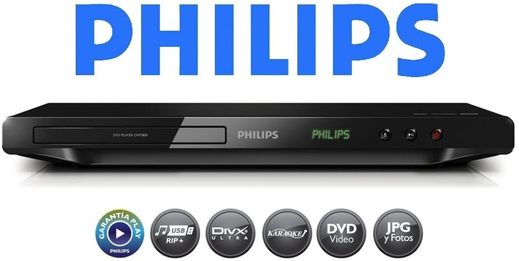 Đánh giá đầu DVD Philips DVP3850K/98 – nâng tầm sức mạnh giải trí