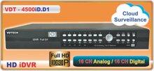 Đánh giá Đầu ghi hình Vdtech VDT - 4500iD.D1
