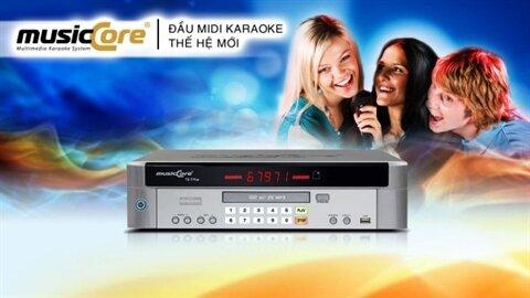 Đánh giá đầu karaoke Musiccore TS-7 Plus