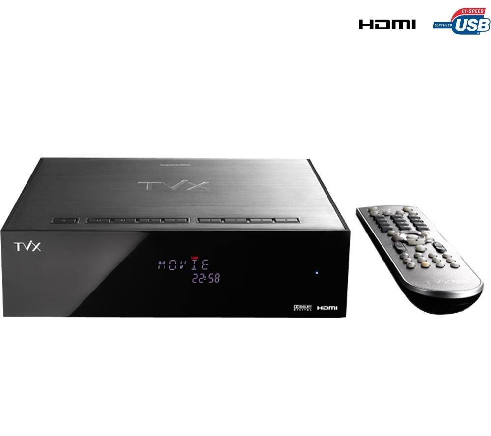 Đánh giá đầu phát HD Dvico TViX Slim S1