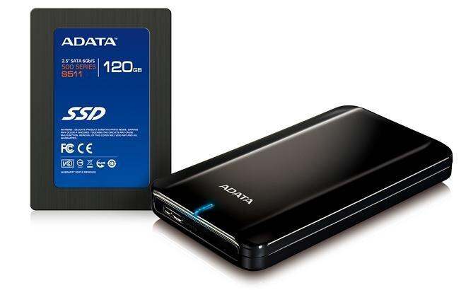 Đánh giá điểm mạnh của ổ cứng SSD ADATA S510 120GB