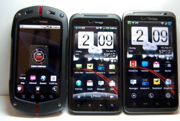 Đánh giá điện thoại Casio G'zOne: nồi đồng cối đá