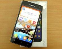 Đánh giá điện thoại di động giá rẻ Lenovo S580