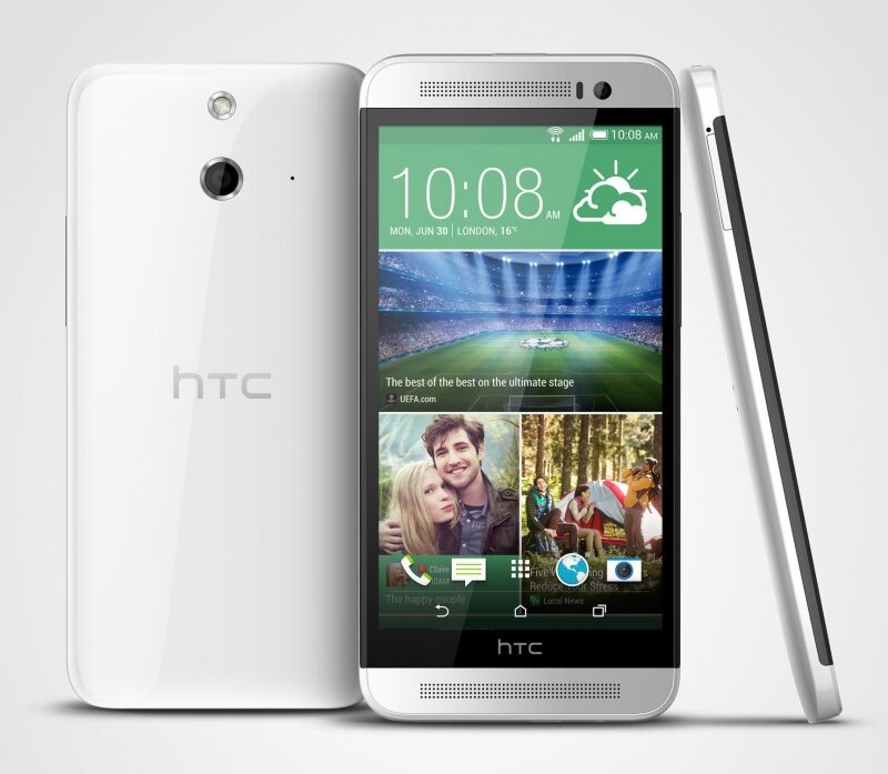 Đánh giá điện thoại HTC One E8 (Phần 1: Thiết kế và khả năng hiển thị)