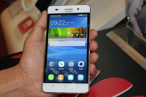 Đánh giá điện thoại Huawei G Play Mini: Phiên bản khác của Honor 4C
