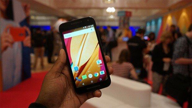 Đánh giá điện thoại Motorola Moto G 3 (2015)
