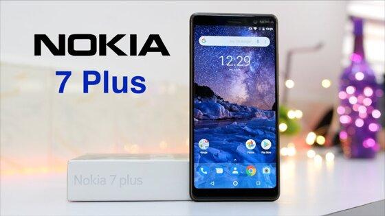 Đánh giá điện thoại Nokia 7 Plus 2019: Pin, Giá bán, Tính năng, Camera