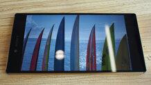 Đánh giá điện thoại Sony Xperia Z5 Premium