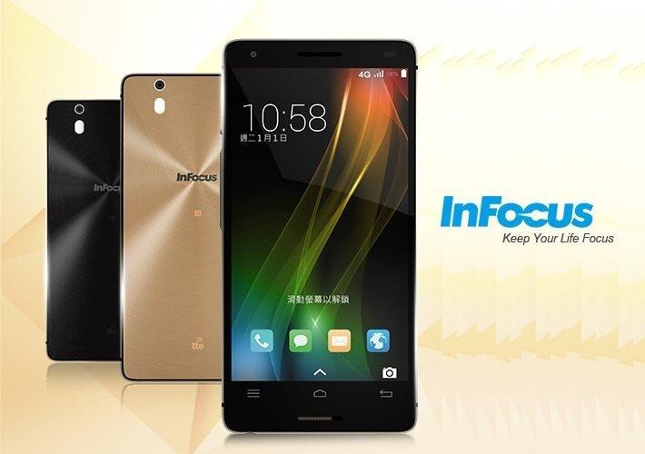 Đánh giá điện thoại thoại thông minh Infocus M810T