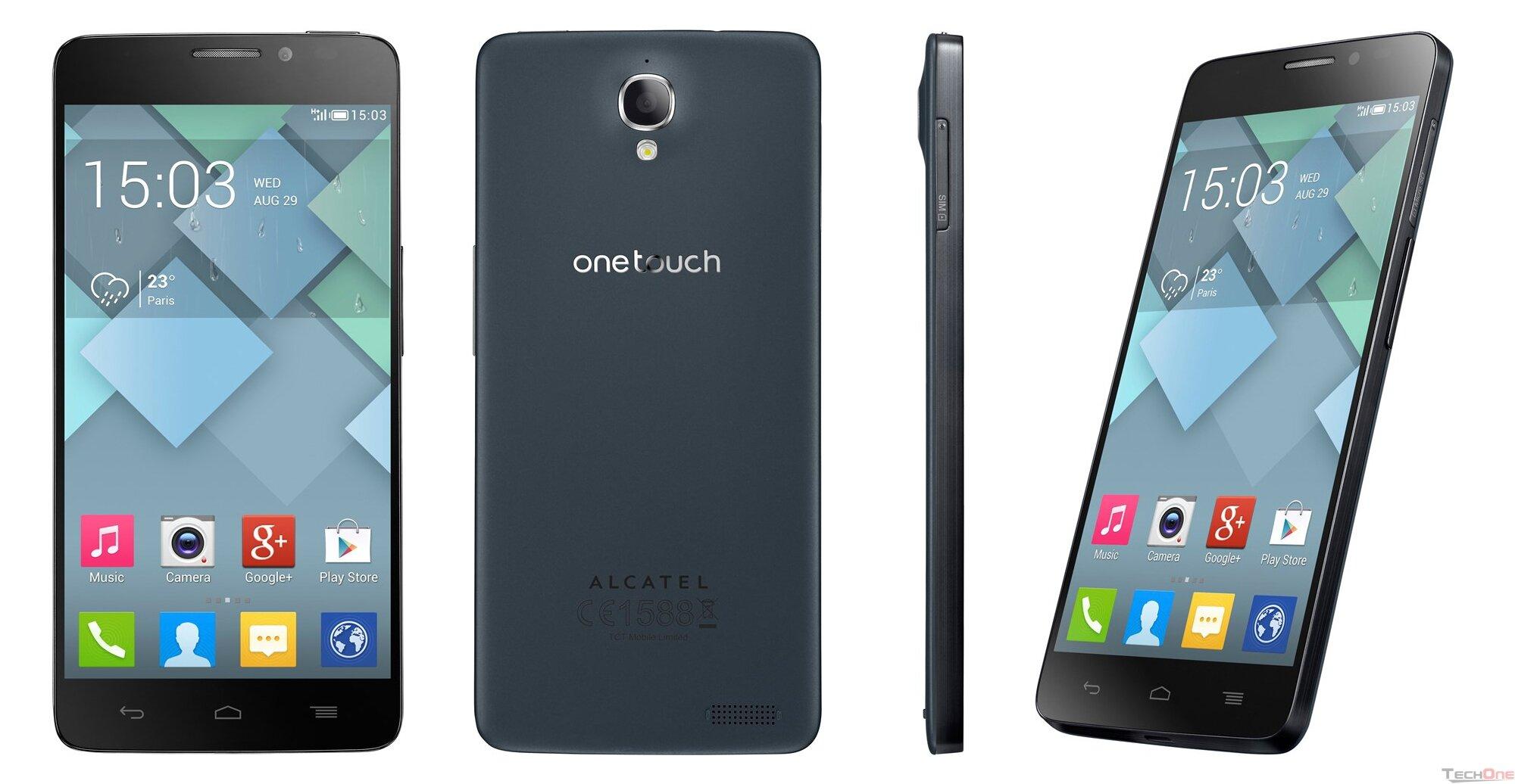 Đánh giá điện thoại thông minh Alcatel One Touch Idol 2