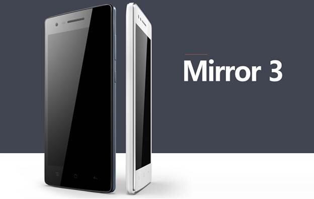 Đánh giá điện thoại thông minh OPPO Mirror 3