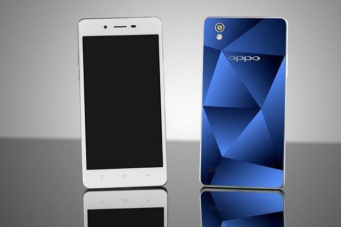 Đánh giá điện thoại thông minh OPPO Mirror 5