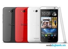 Đánh giá điện thoại thông minh Desire 616 của HTC