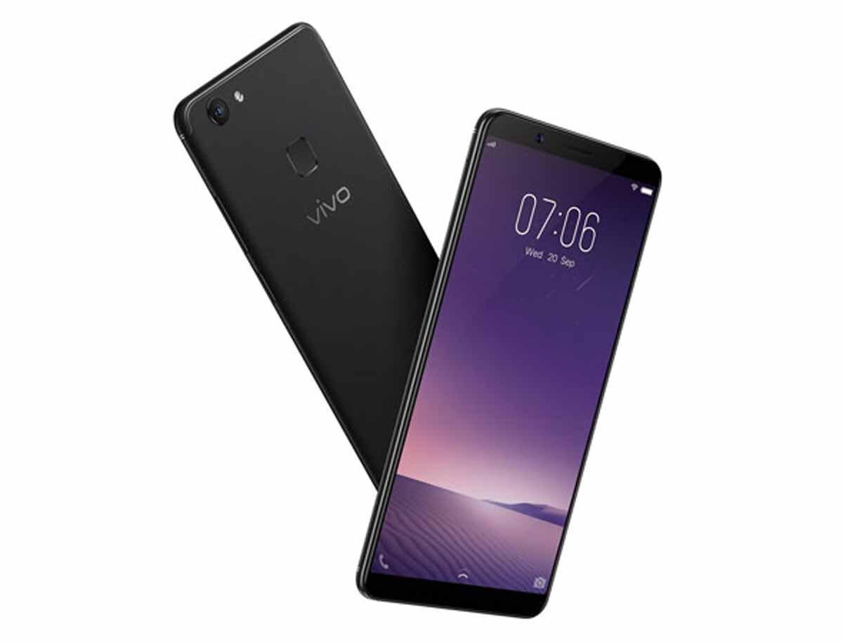 Đánh giá điện thoại Vivo V7 – smartphone màn hình tràn viền giá rẻ (phần 1)