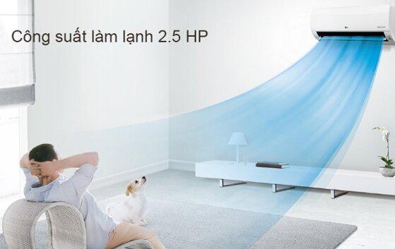 Đánh giá điều hòa LG V24END có tốt không?