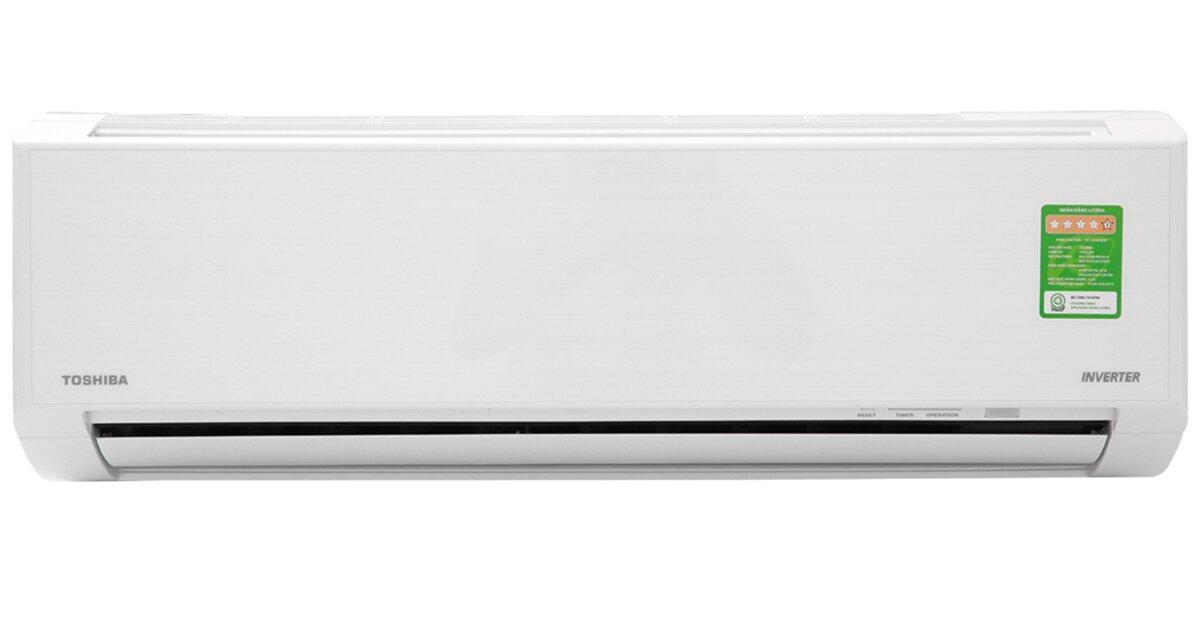 Đánh giá điều hòa Toshiba RAS-H10D1KCVG-V Inverter 9000BTU