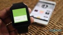 Đánh giá đồng hồ thông minh Sony SmartWatch 3 SWR50