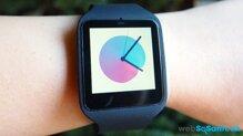 Đánh giá đồng hồ thông minh Sony SmartWatch 3 (Phần 2)