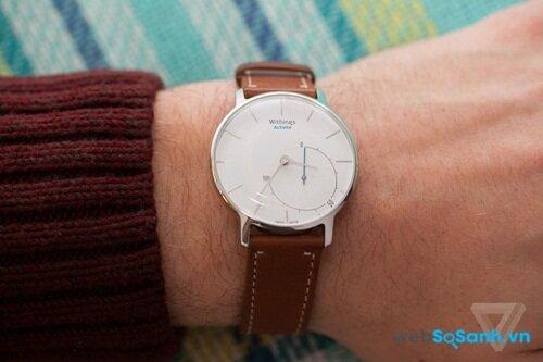Đánh giá đồng hồ thông minh Withings Activité