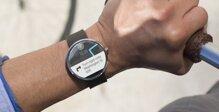 Đánh giá đồng hồ thông minh Moto 360: smartwatch của năm