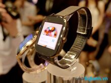 Đánh giá đồng hồ thông minh Asus ZenWatch 2: Sự kết hợp giữa thiết kế, cấu hình và giá cả