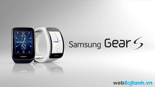 Đánh giá đồng hồ thông minh Samsung Gear S