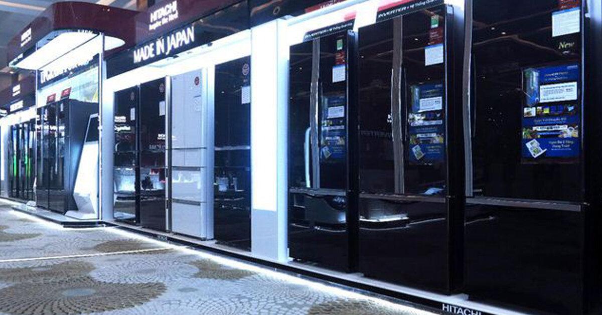 Đánh giá dòng tủ lạnh cao cấp G570 của Hitachi – Sang trọng, hiện đại, đẳng cấp cùng ngăn trữ siêu lớn