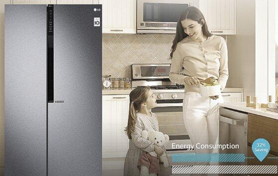 Đánh giá dòng tủ lạnh LG GR-B247 có tốt không, nên mua loại nào?