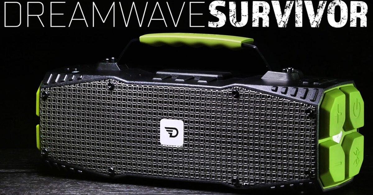 Đánh giá Dreamwave Survivor: Công suất mạnh mẽ đủ để 'kích' cả ô tô