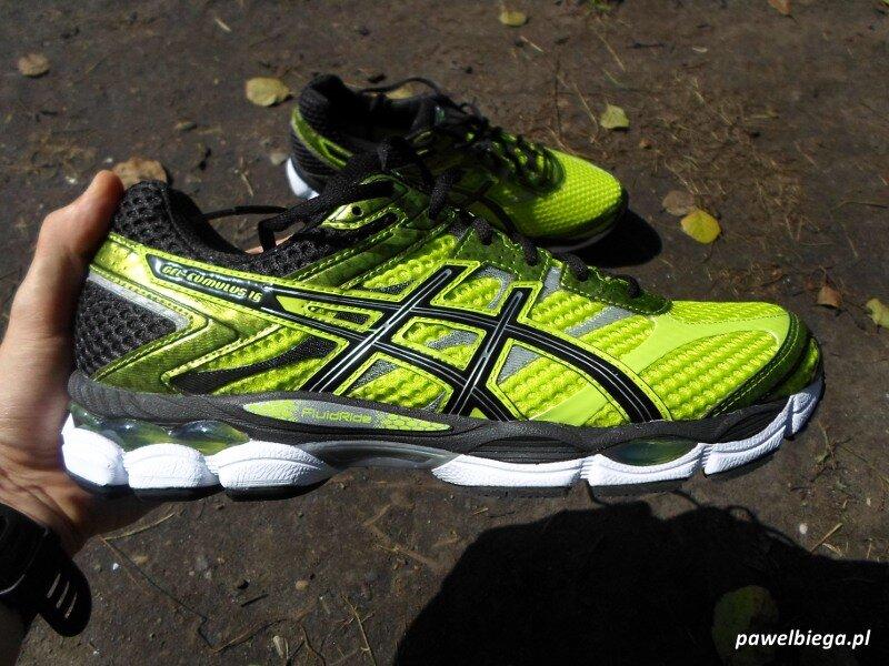 Đánh giá giày chạy bộ ASICS GEL-Cumulus 16