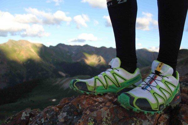 Đánh giá giày chạy Salomon Speedcross 3