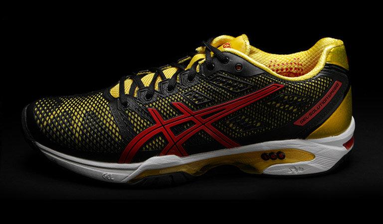 Đánh giá giày tennis Asics Gel Solution Speed 2