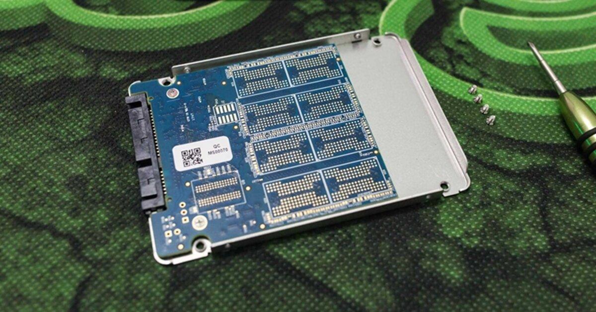 Đánh giá hiệu năng ổ cứng SSD Crucial MX500 250 GB