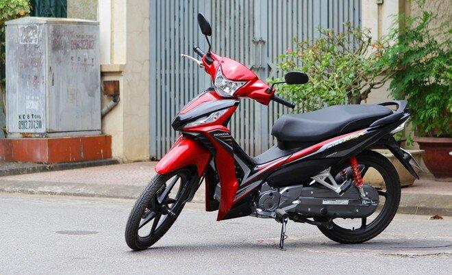 Đánh giá Honda Wave RSX: thiết kế thể thao, tiết kiệm xăng