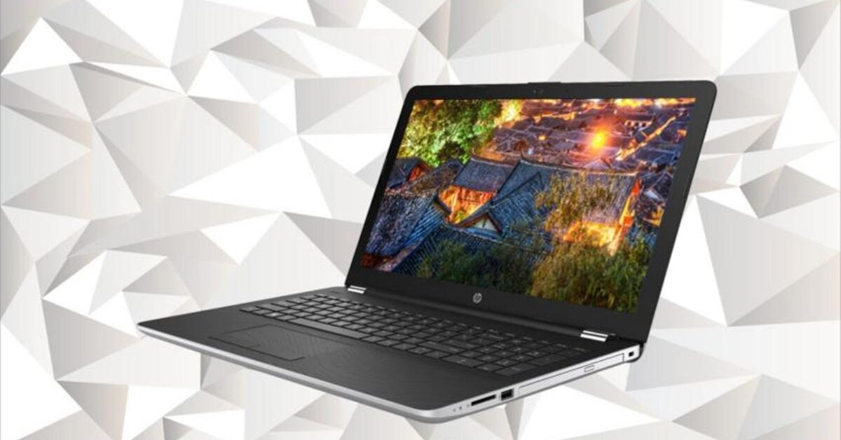 Đánh giá HP 15-bs559TU: Laptop tầm trung thiên về sự ổn định