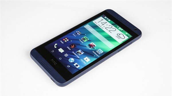 Đánh giá HTC Desire 610 ở phân khúc tầm trung (Phần 1: Thiết kế)