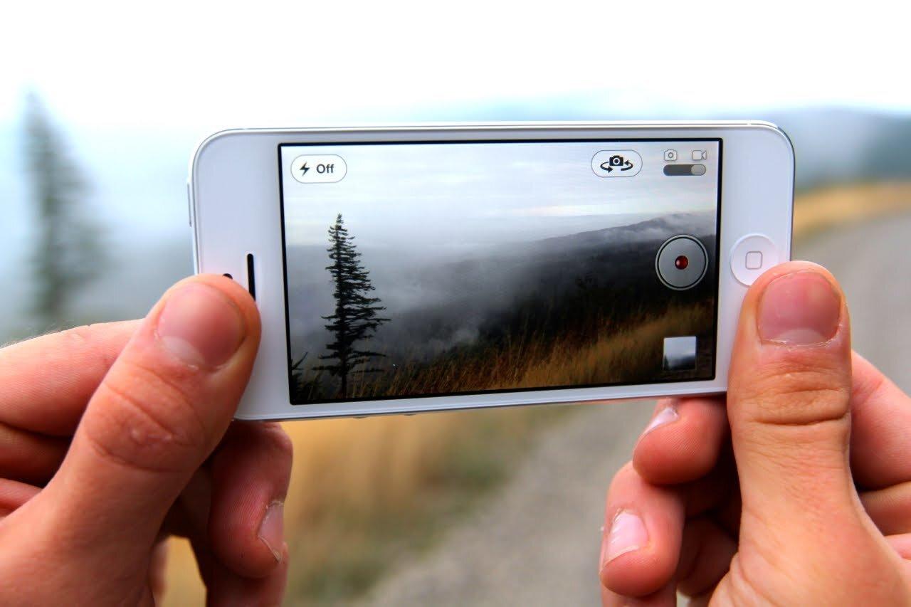 Đánh giá iPhone 5S: Bao nhiêu tiền để xứng tầm siêu phẩm? (Phần 2: Màn hình và Camera)