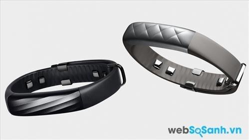 Đánh giá Jawbone UP3 – vòng đeo tay theo dõi sức khỏe độc đáo