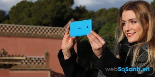 Đánh giá khả năng chụp ảnh của điện thoại Microsoft Lumia 640 XL