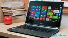 Đánh giá laptop Acer Aspire V7: hiệu năng mạnh cho một thiết bị tầm trung