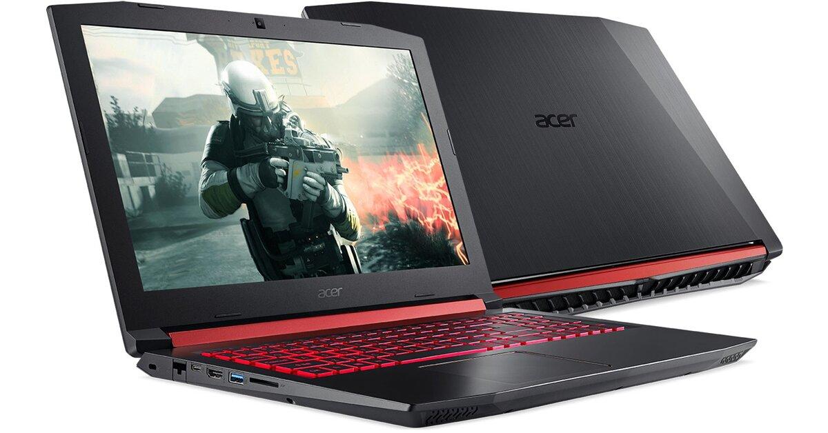 Đánh giá Laptop Acer Nitro 5 2018 : Ngoại hình không đổi, hiệu năng vượt trội
