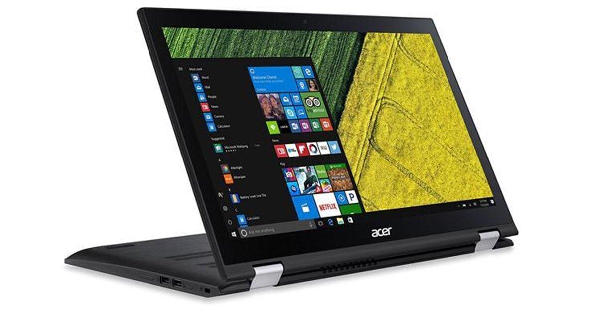 Đánh giá laptop Acer Spin 3: Đẹp sang lóa mắt, dùng sướng cả tay